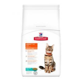 Hill's karma dla kota SP Adult Optimal Care Tuna - 5kg