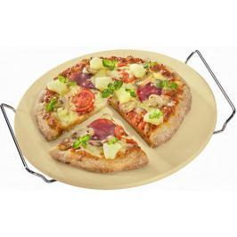 Küchenprofi Kamień z ramą na pizzę, średnica 30 cm
