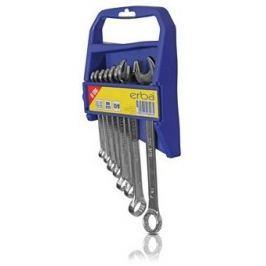 Erba zestaw kluczy 8 szt 8-19 mm