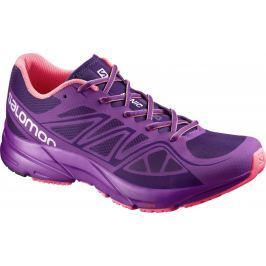 Salomon buty do biegania Sonic Aero W Cosmic Purple/Azalee Pink/Madder Pink 38.0