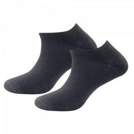 Devold skarpetki Daily Shorty Sock 2PK Black S (36-40)
