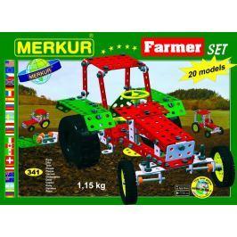 Merkur Modele RC Zestaw Farmer 20 modeli 341 szt