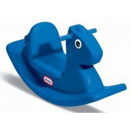 Little Tikes Koń na biegunach , niebieski
