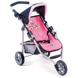 Bayer Chic Wózek dla lalek LOLA Funny pink