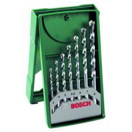 Bosch zestaw 7 wierteł do kamienia X-Line