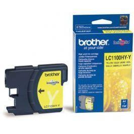 BROTHER tusz LC-1100HY, żółty