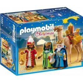Playmobil Trzej Królowie 5589