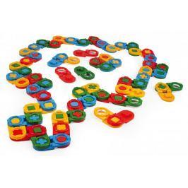 Wader Domino 64 elementy 80173