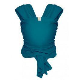 ByKay Original chusta do noszenia dziecka, szmaragdowa, M