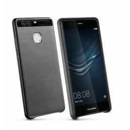 Huawei plecki skórzane dla P9, czarne