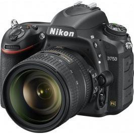 Nikon lustrzanka cyfrowa D750 + 24 - 85 mm VR