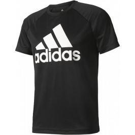 Adidas koszulka D2M Tee Logo Black L