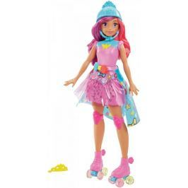 Mattel Barbie Match Game Hero Lalka z Grą Pamięci DTW00