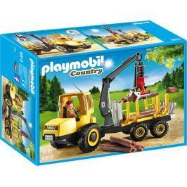 Playmobil Dźwig do transportu drewna 6813