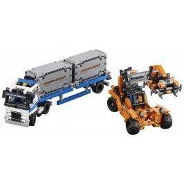 LEGO Technic 42062  Plac przeładunkowy 2w1