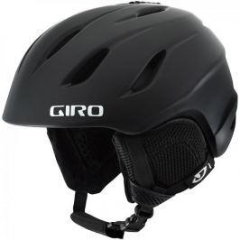 Giro kask narciarski Nine Jr Mat Black M (55,5-59 cm)