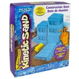 Kinetic Sand Kinetic Sand Plac Budowy, 290 g