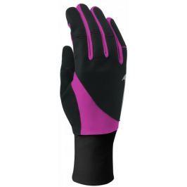 Nike rękawice do biegania Women's Storm Fit 2.0 Run Gloves Black/Hyper Pink S