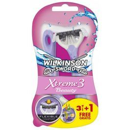 Wilkinson Sword maszynka Xtreme3 Beauty, 4 szt