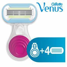 Gillette maszynka Venus Snap + 3 wkłady