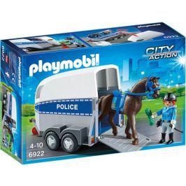 Playmobil Jednostka konna z przyczepą 6922