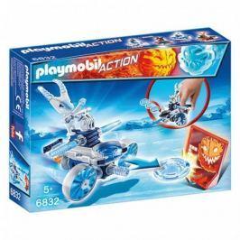 Playmobil Frosty z Wyrzutnią Dysków 6832