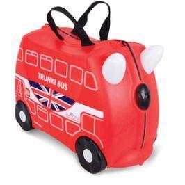 Trunki Walizka Bus angielski dla dzieci