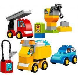 LEGO DUPLO® 10816 Moje pierwsze pojazdy
