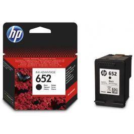 HP tusz oryginalny 652 - Czarny (F6V25AE)
