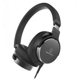 Audio-Technica słuchawki nauszne ATH-SR5, czarne