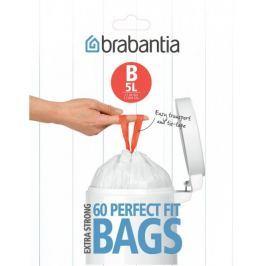 Brabantia Worki do kosza 5L (B), 60 sztuk