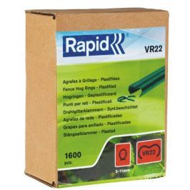 Rapid pierścienie mocujące VR22 PVC, 1600 sztuk