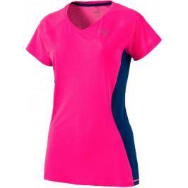 Puma koszulka sportowa CoreRun S S Tee W Pink BL XS