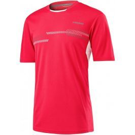 Head koszulka sportowa Club Technical Shirt M Red M
