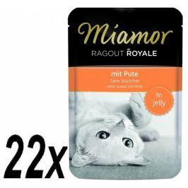 Finnern saszetki dla kota Miamor Ragout z indyka 22 x 100 g