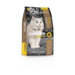 Nutram sucha karma dla kota Total Grain Free Salmon Trout Cat 1,8kg