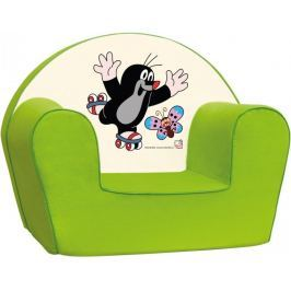 BINO Fotel Krecik, zielony