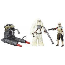 Star Wars R1 zestaw figurek – Scarif strormtrooper a Moroff