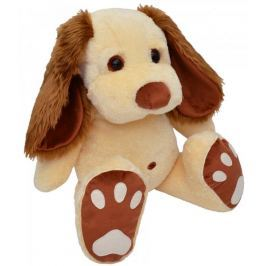 MÚ BRNO Pies Pupík 55 cm, beżowy