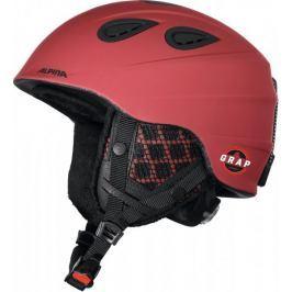 Alpina Grap 2.0 LE Deep-Red Matt 54-57