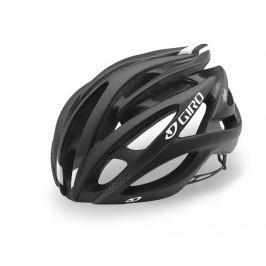 Giro kask rowerowy Atmos II Mat Black/White M (55–59 cm)