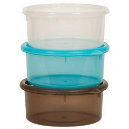 Bo Jungle B-Pojemniki na żywność z pokrywkami 730 ml