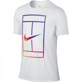 Nike koszulka do tenisa Irridescent Court Tee 803880 100 L