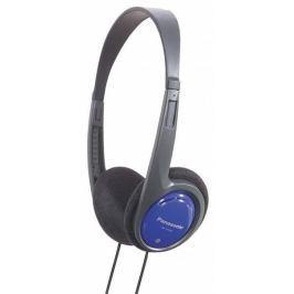 Panasonic słuchawki RP-HT010E, niebieski