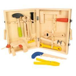 Bigjigs Toys drewniane narzędzia w walizce