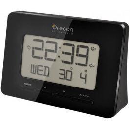OREGON SCIENTIFIC zegar RM938 z datą - czarny