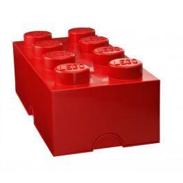 LEGO Pojemnik na klocki 8  4004, czerwony