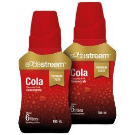 Sodastream syrop Cola Premium 2x 750 ml