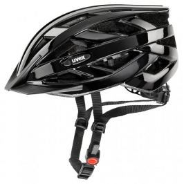 Uvex kask rowerowy I-VO Black (55-60 cm)