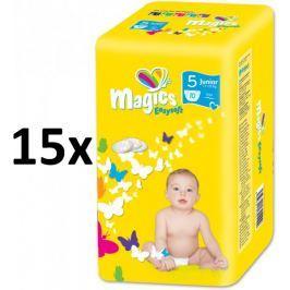 Magics Pieluchy Easysoft Junior (11-25 kg) Multipack - 150 szt.